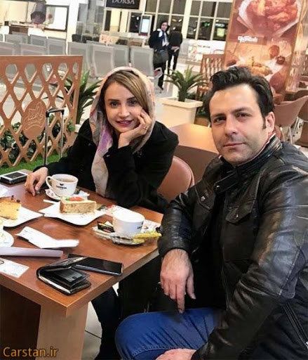 همسر بازیگر مجید واشقانی