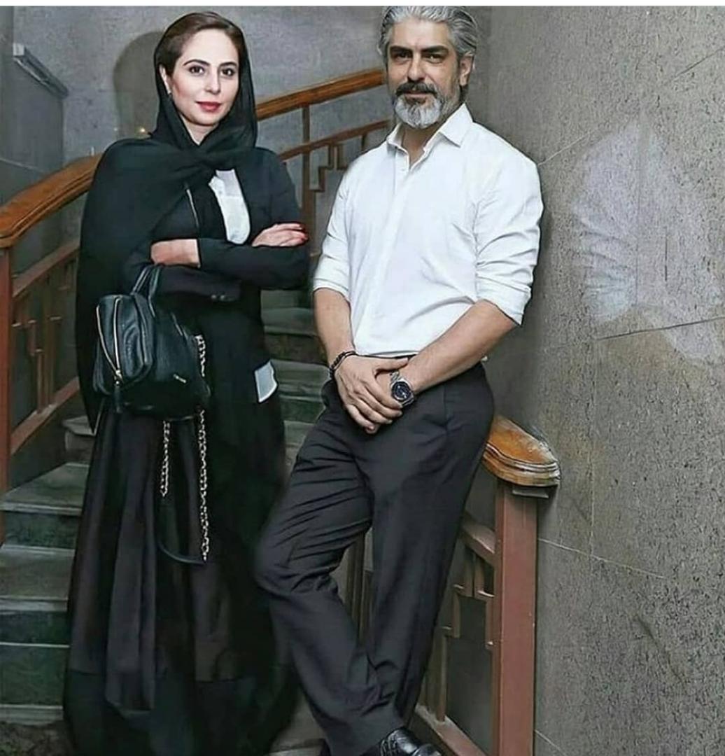 ست رسمی مدی پاکدل و همسر دومش
