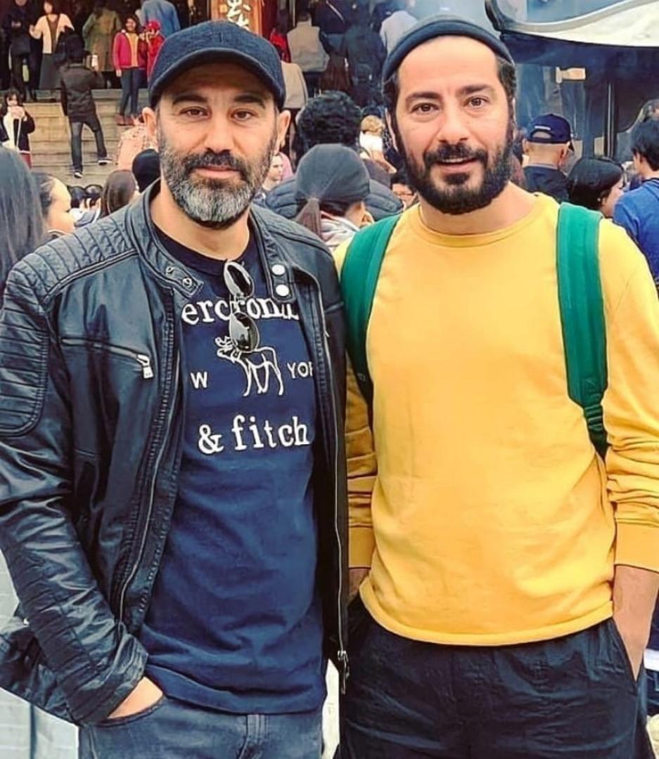 خوشگذرانی نوید محمدزاده و محسن تنابنده در خارج از کشور
