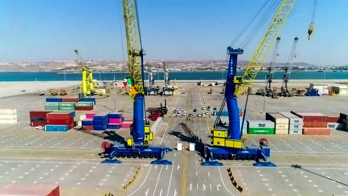 راهاندازی خط دریایی چابهار-ونیز، مهمترین ارتباطات تجاری بندر شهید بهشتی چابهار