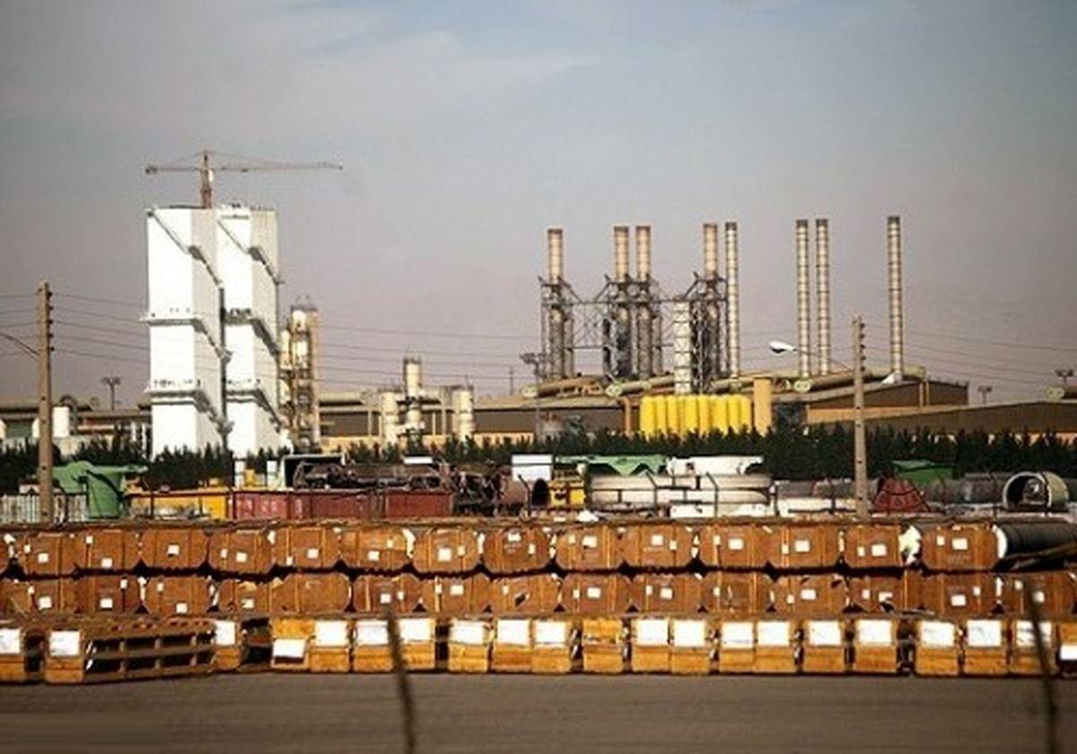 فولاد مبارکه اصفهان در بین پنج شرکت برتر ایران