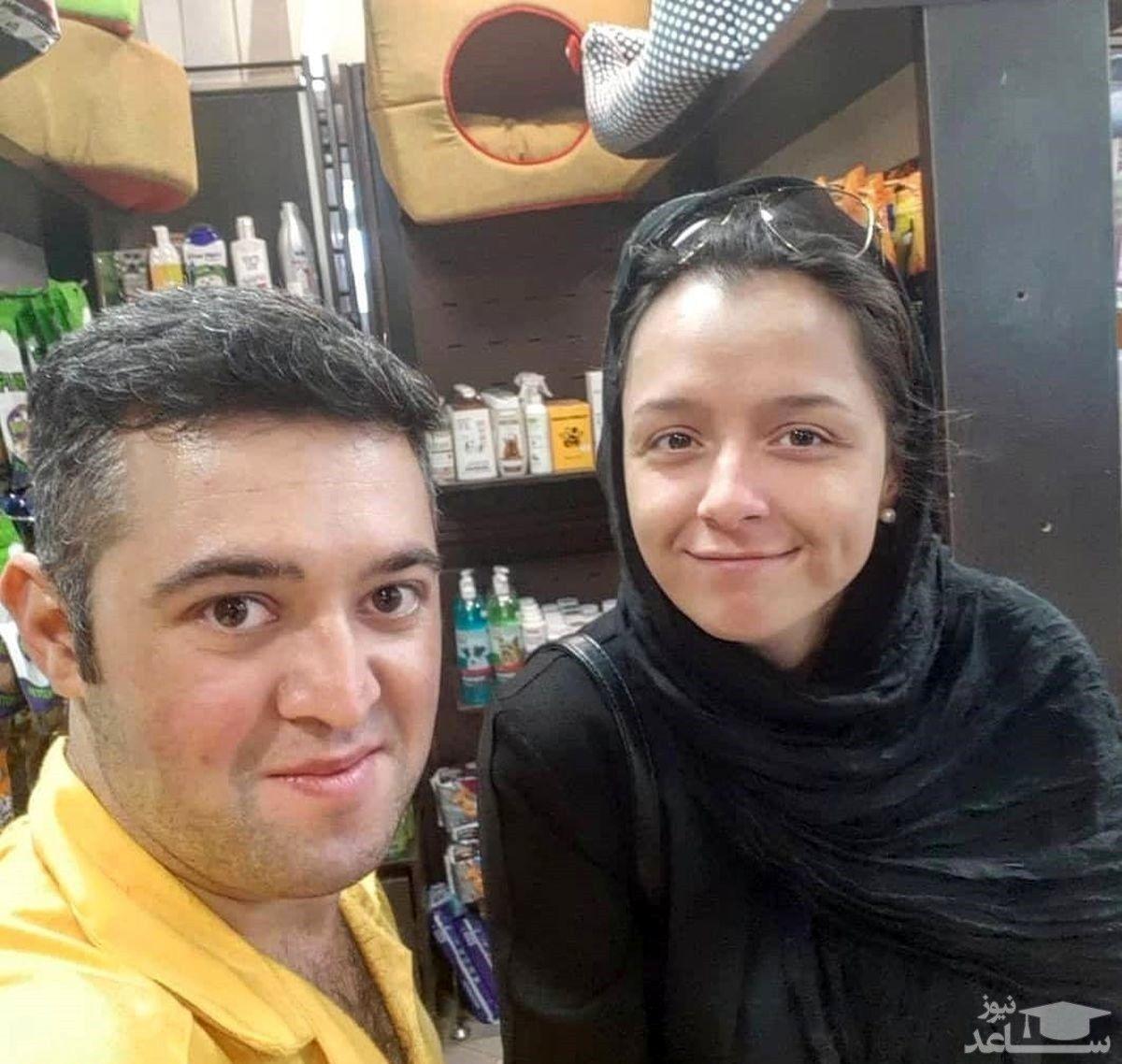 جنجال عکس لورفته از چهره بدون آرایش و واقعی ترانه علیدوستی