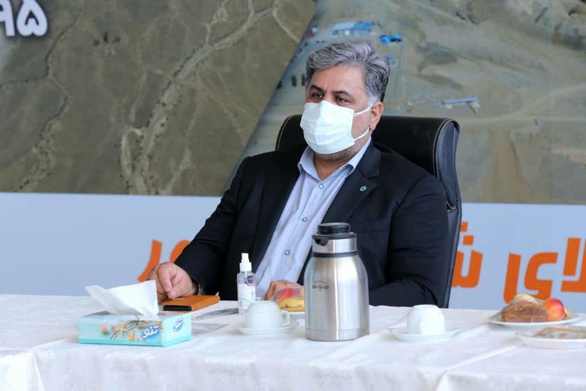 مشارکت بانک توسعه تعاون در پروژه های صنعتی و معدنی خراسان جنوبی