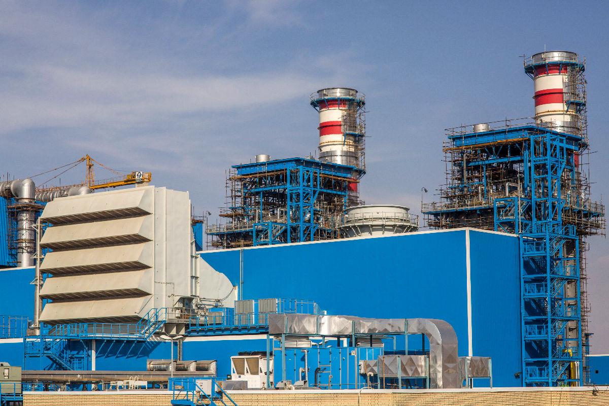 تولید ٦/٥درصدی برق نیروگاه سیکل ترکیبی چادرملو افزایش یافت