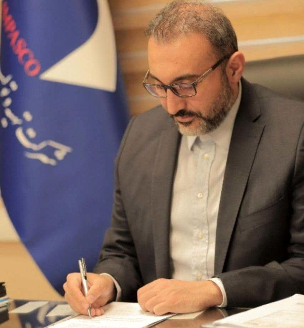 پیام مدیرعامل شرکت تهیه و تولید مواد معدنی ایران به مناسبت روز جهانی کارگر