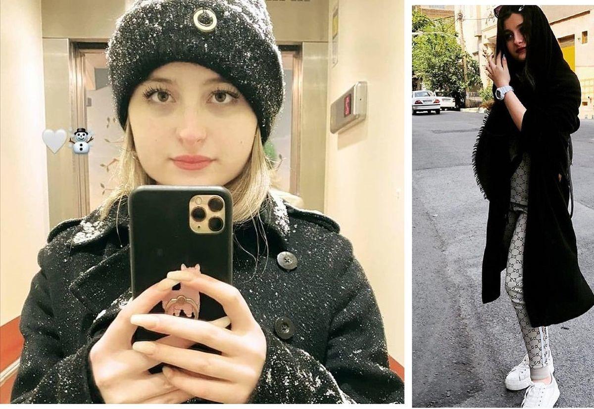 سلفی عاشقانه سارا و نیکا جنجالی شد + عکس