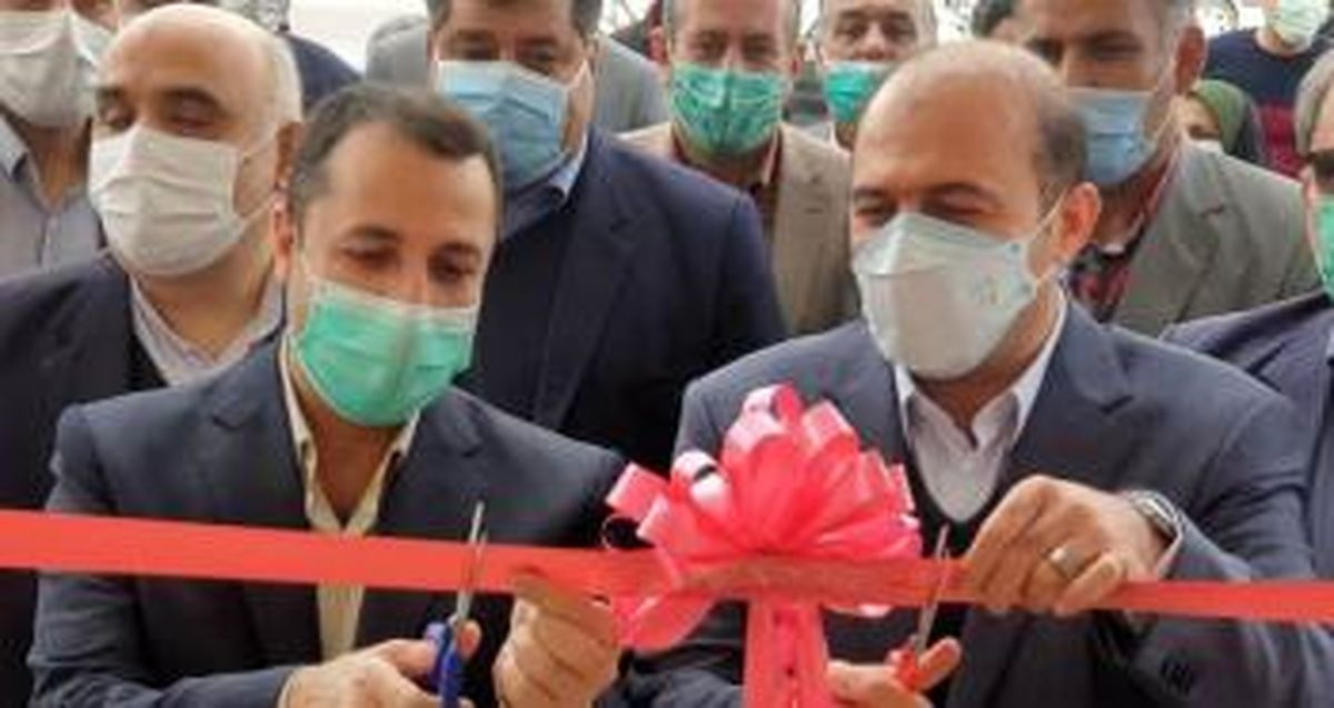 ساختمان جدید شعبه بانک توسعه صادرات در کاشان افتتاح شد