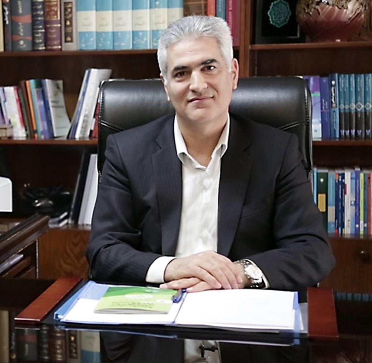 پیام دکتربهزاد شیری مدیرعامل پست بانک ایران به مناسبت مبعث حضرت رسول اکرم(ص)