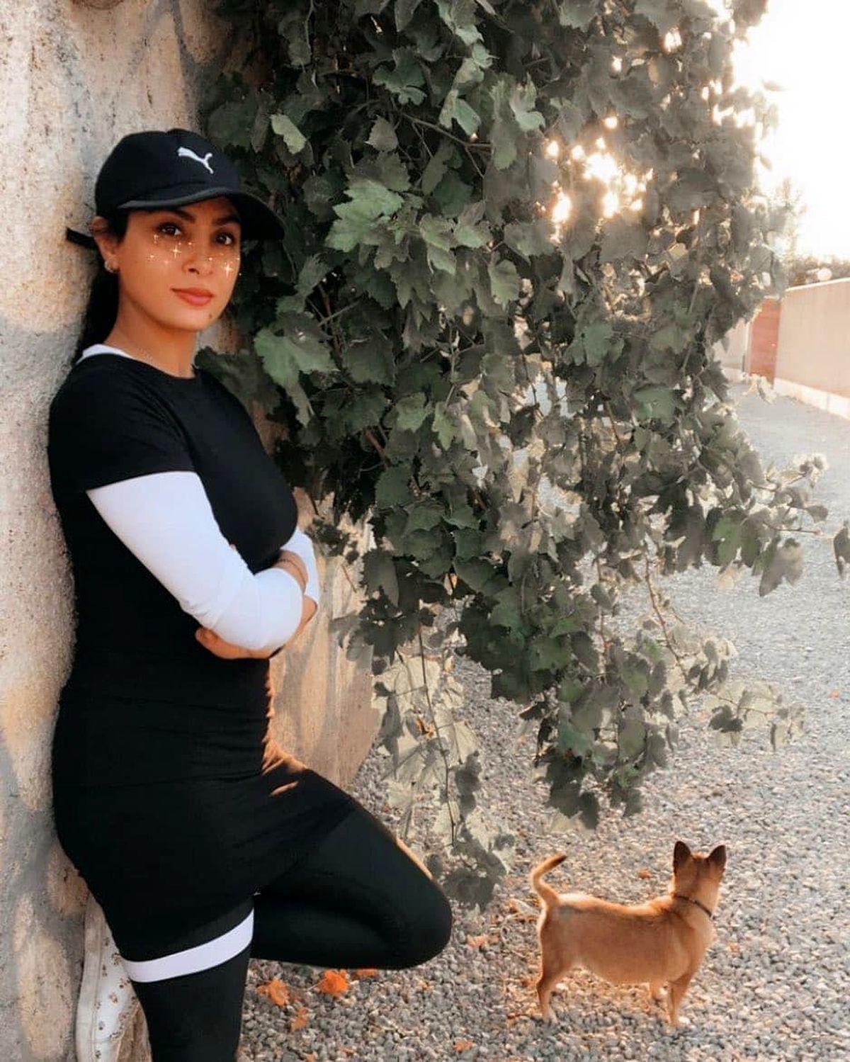 چالش جدید حدیث تهرانی و همسرش جنجالی شد + فیلم