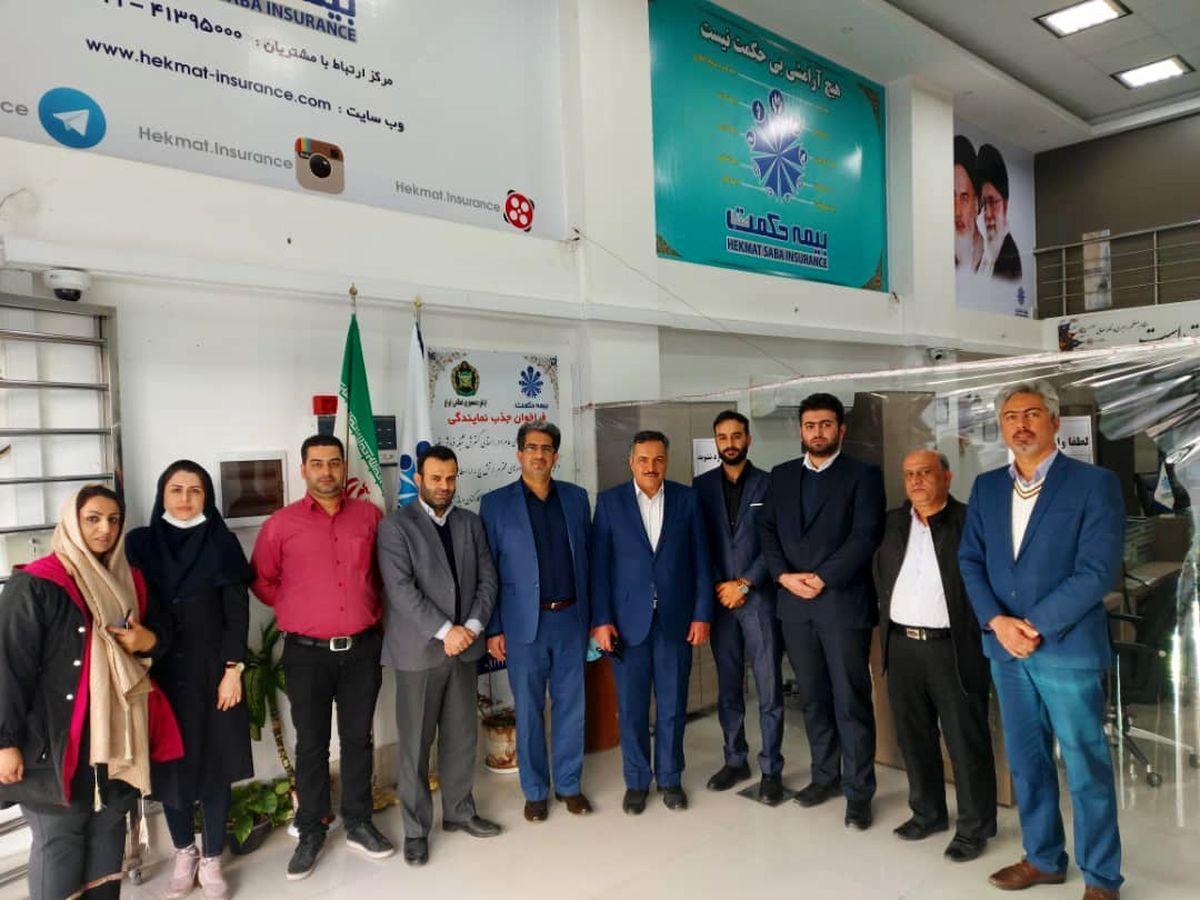 قدردانی رئیس کمیسیون کشاورزی مجلس شورای اسلامی از بانک کشاورزی