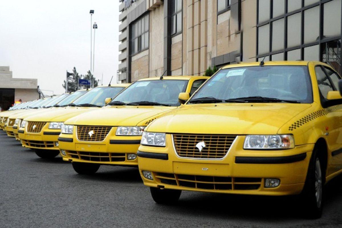 منعی برای واگذاری خودرو به تاکسیرانی نداریم/ ۵ هزار دستگاه تاکسی آماده تحویل