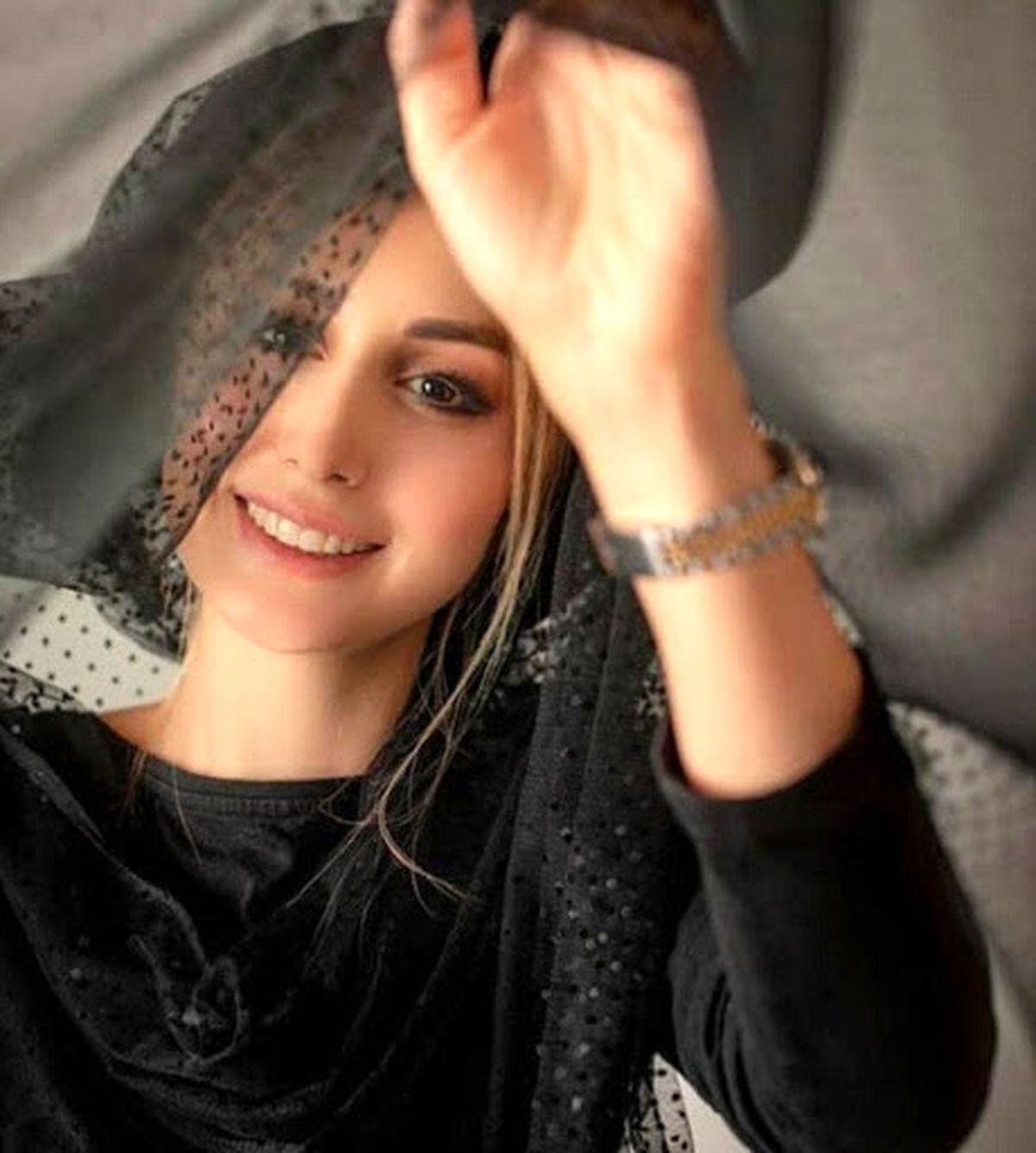 هدیه گران قیمت شاهرخ استخری به عشقش + عکس