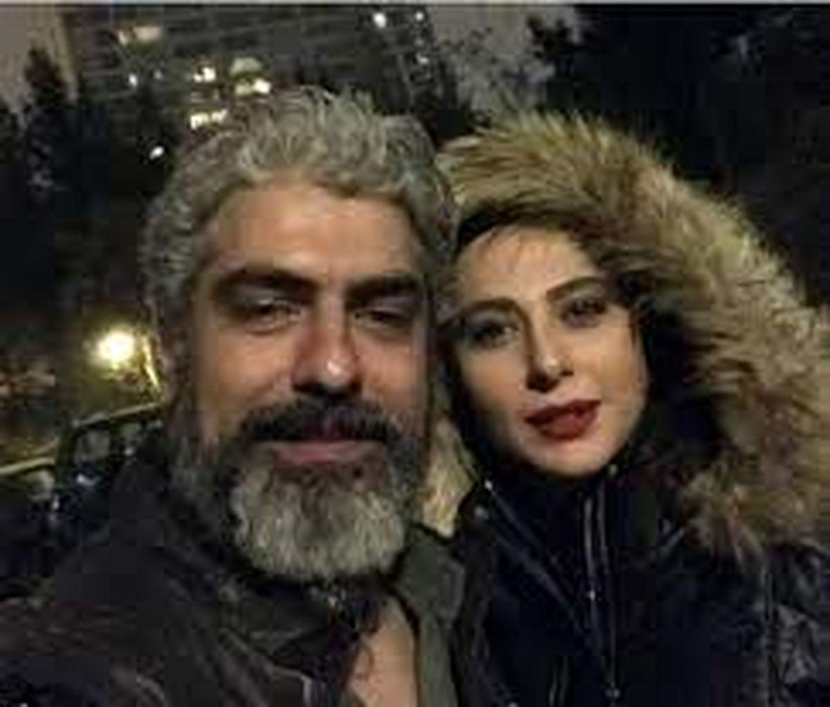 مهریه سنگین همسر اول مهدی پاکدل در روز تولد مهدی پاکدل فاش شد + عکس