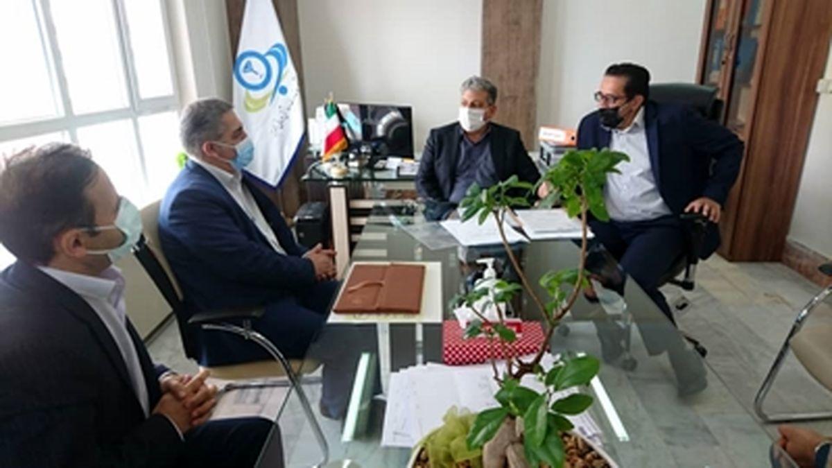 بانک رفاه کارگران در تجهیز دانشگاه علوم پزشکی استان البرز مشارکت کرد