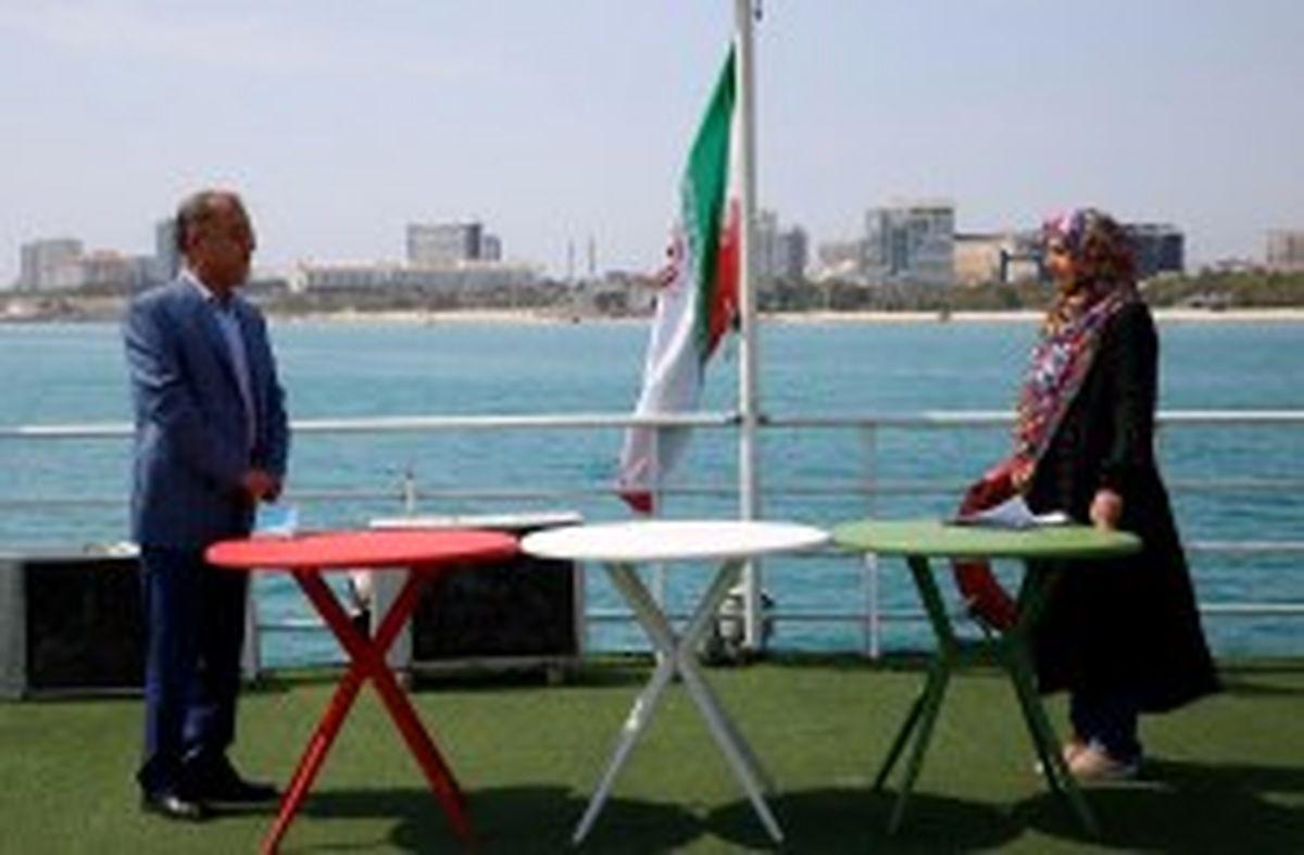 رونق جزایرایرانی خلیج فارس یکی از برنامه های اصلی دولت است