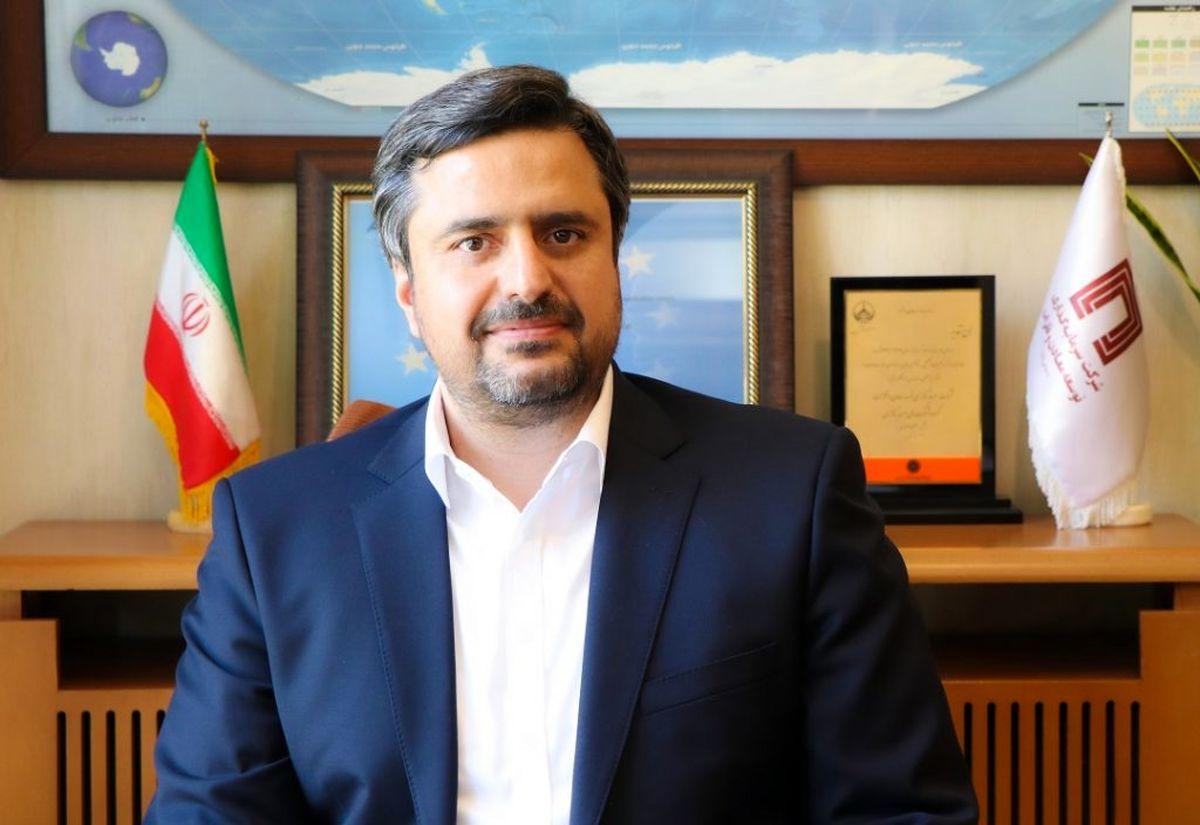 پیام تبریک مدیرعامل شرکت سرمایه گذاری توسعه معادن و فلزات به وزیر جدید صمت
