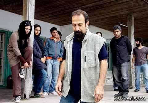 شهاب حسینی و گلشیفته فراهانی