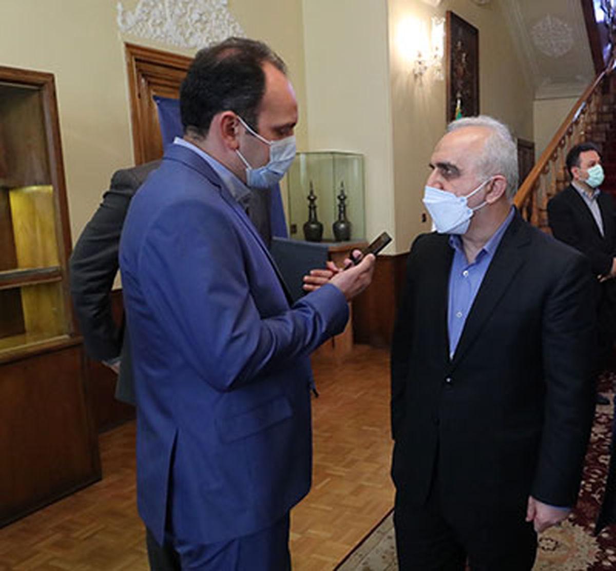 روند حرکت بانک ملی ایران رو به رشد است