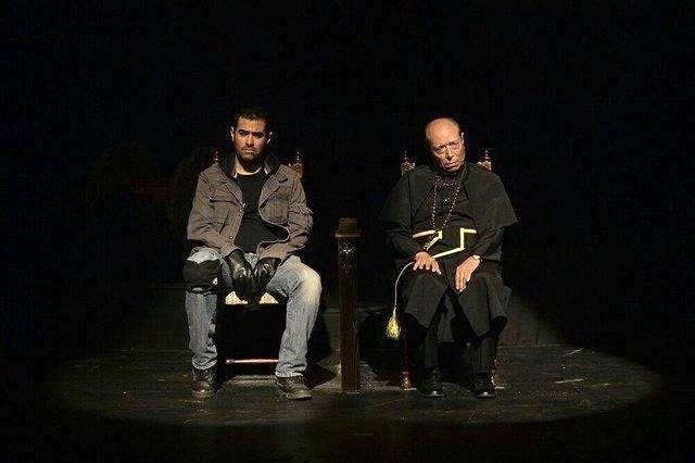 شهاب حسینی و علی نصیریان
