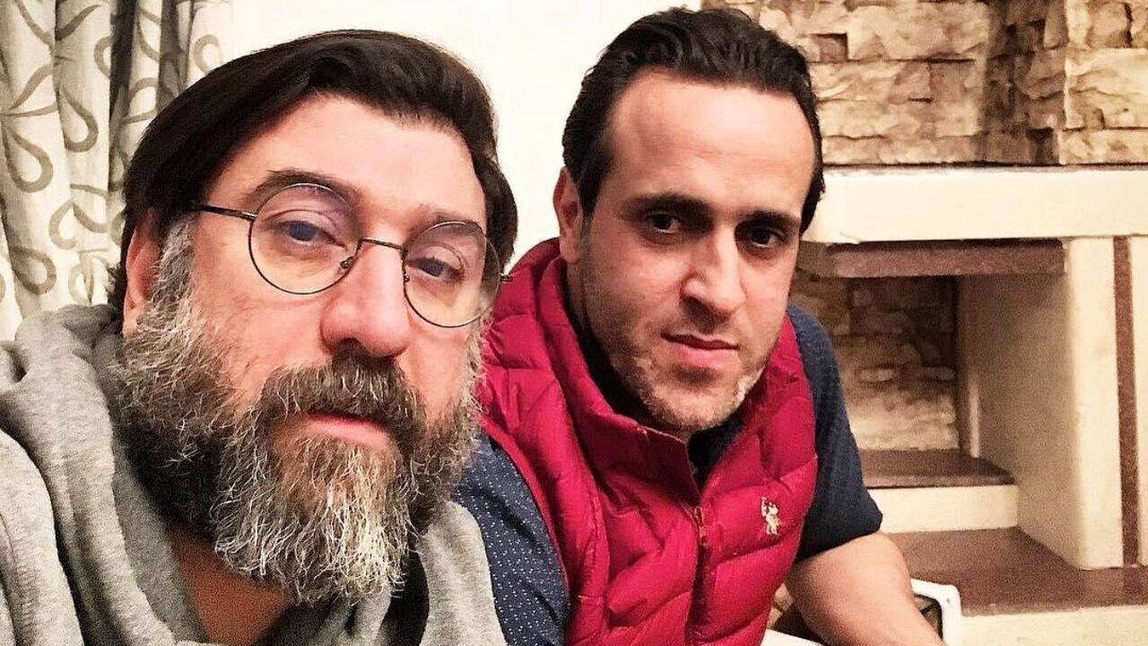علی کریمی از لحظه دردناک بعد از مرگ علی انصاریان گفت + فیلم