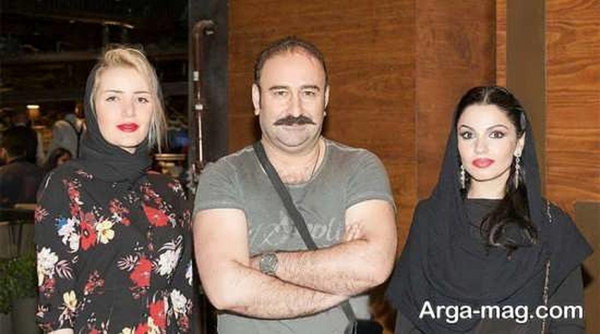 بازیگر معروف پایتخت مهمان جدید شهاب حسینی + عکس