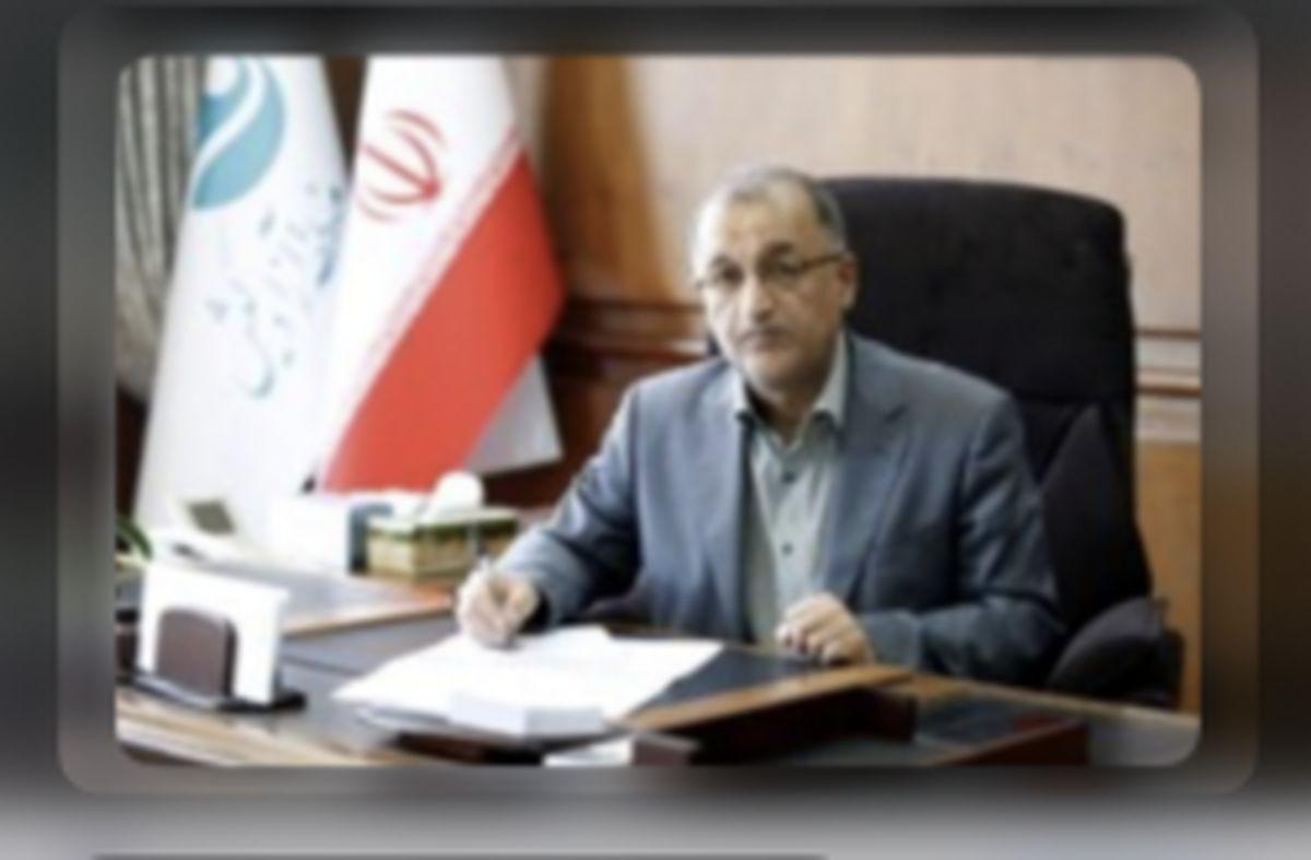 پیام تبریک جعفر آهنگران به مناسبت فرا رسیدن هفته دولت و روز کارمند