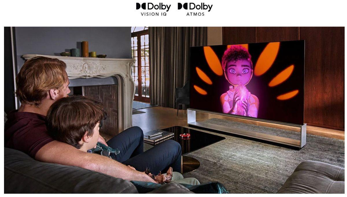 لذت تماشای فیلمهای برگزیده سینما با تلویزیون تحسینشده OLED و جادوی دالبی
