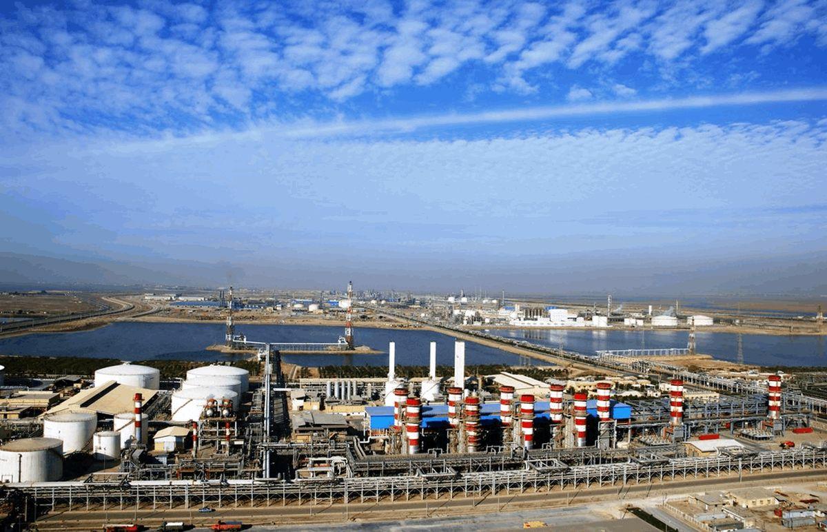 عملکرد شرکت فجر انرژی خلیج فارس و تاثیر این شرکت بر اقتصاد ملی در سال 1399