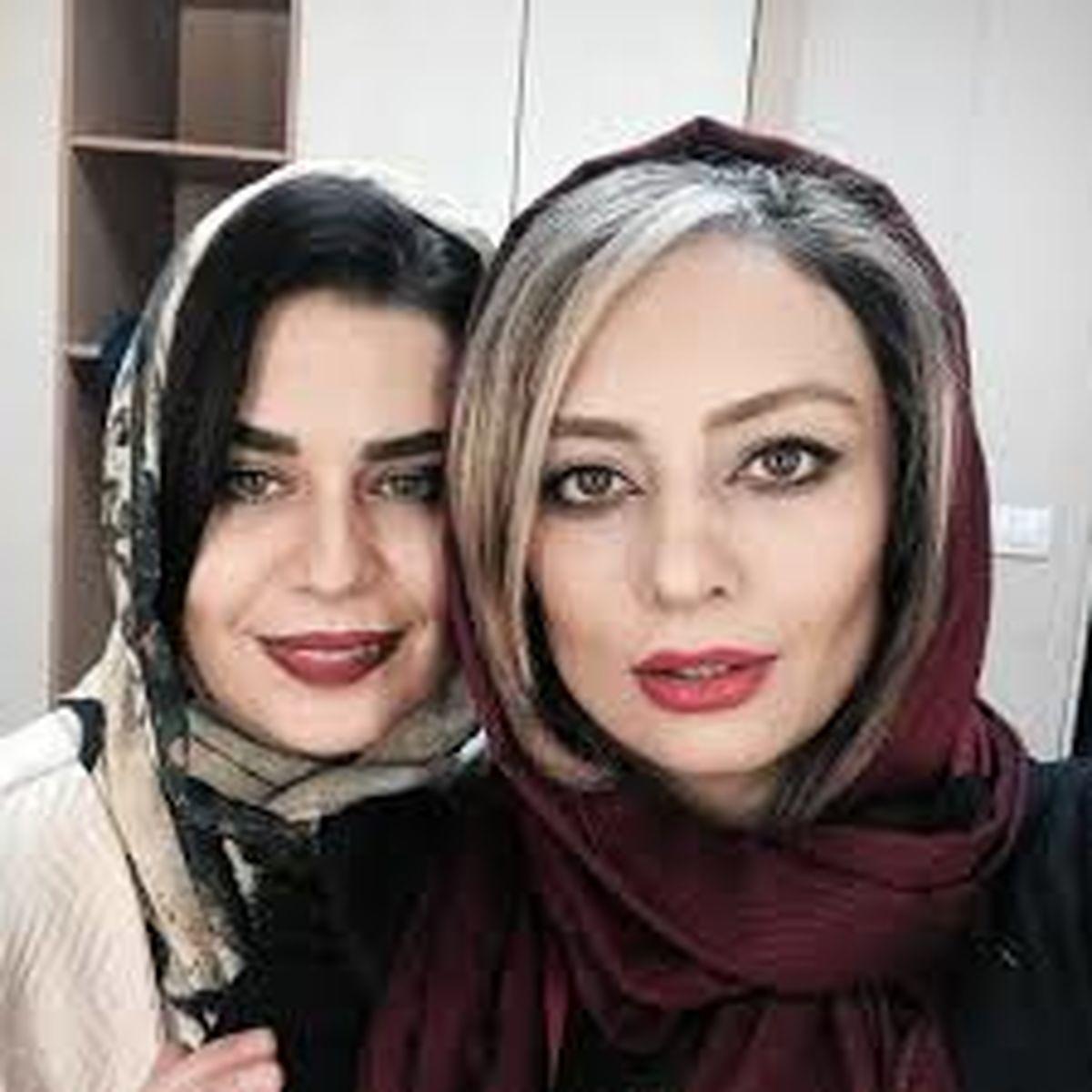 یکتا ناصر از مادر جوانش رونمایی کرد + عکس