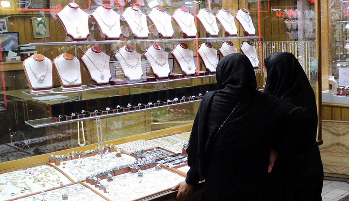 قیمت طلا در اولین روز کاری سال ۱۴۰۰