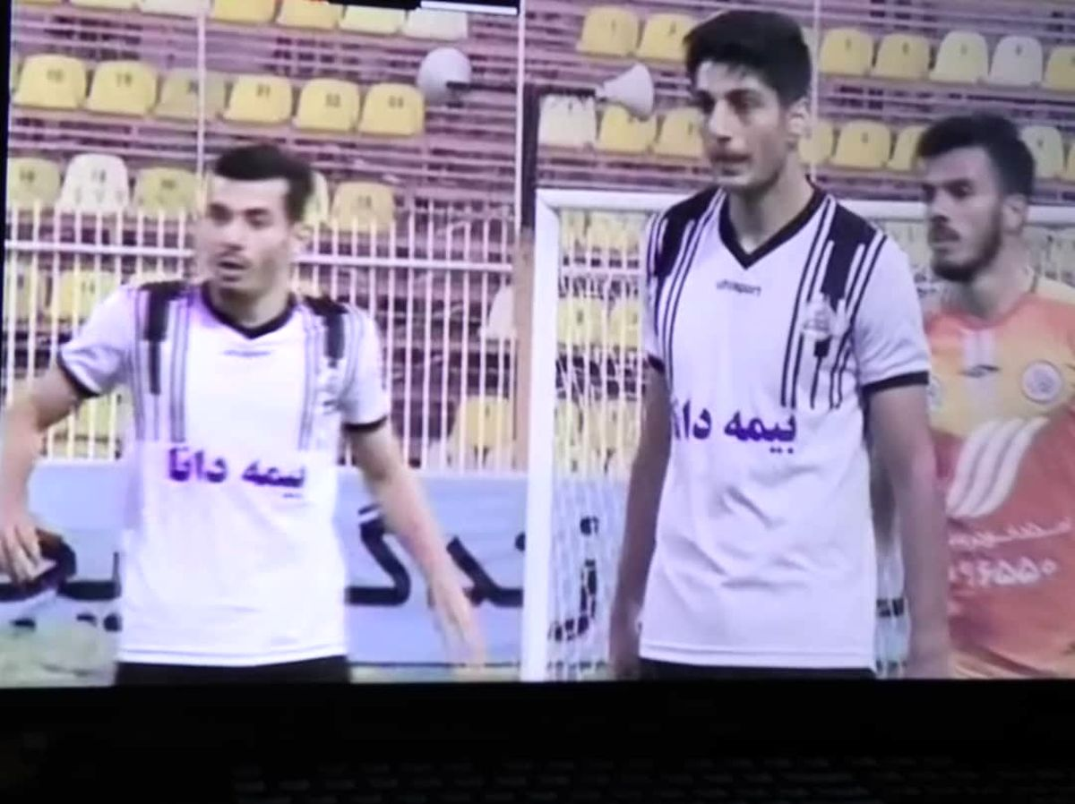 سایپا مقابل تیم نفت مسجدسلیمان متوقف شد