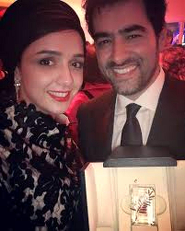 شهاب حسینی با بازیگر معروف پایتخت ازدواج کرد + فیلم