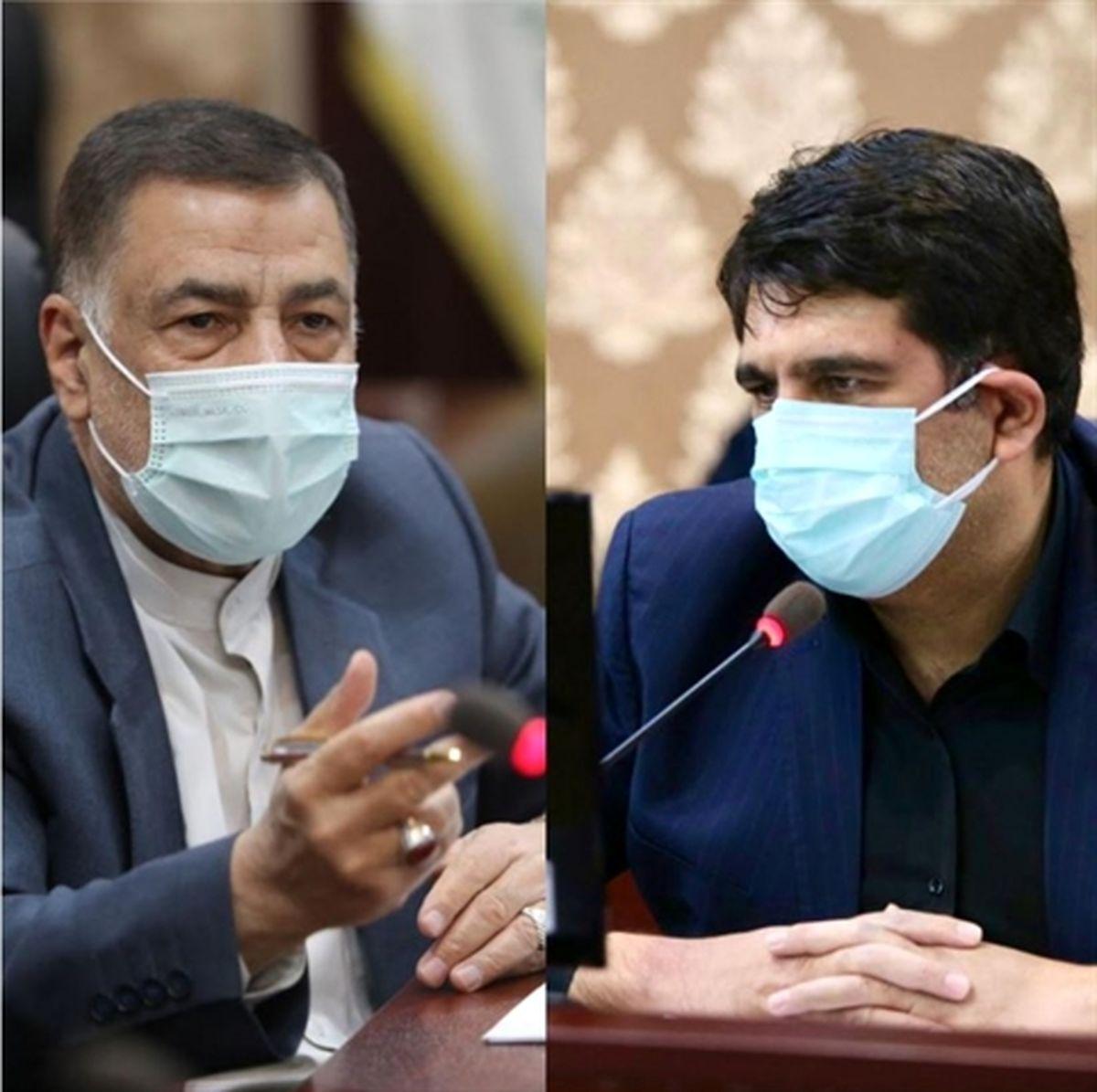 تقدیر و تشکر وزیر دادگستری از عملکرد سازمان اموال تملیکی