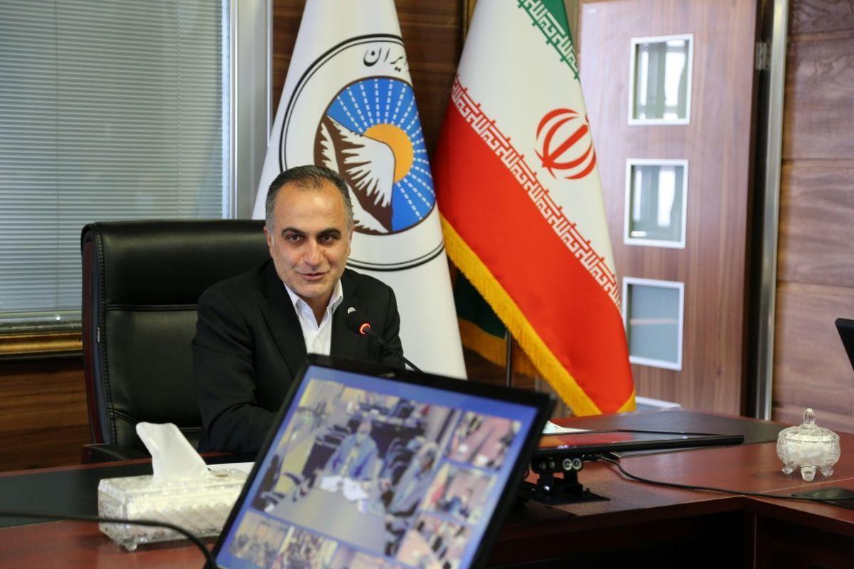 حمایت مدیرعامل بیمه ایران ازایده پردازان ایده های بکر و ناب