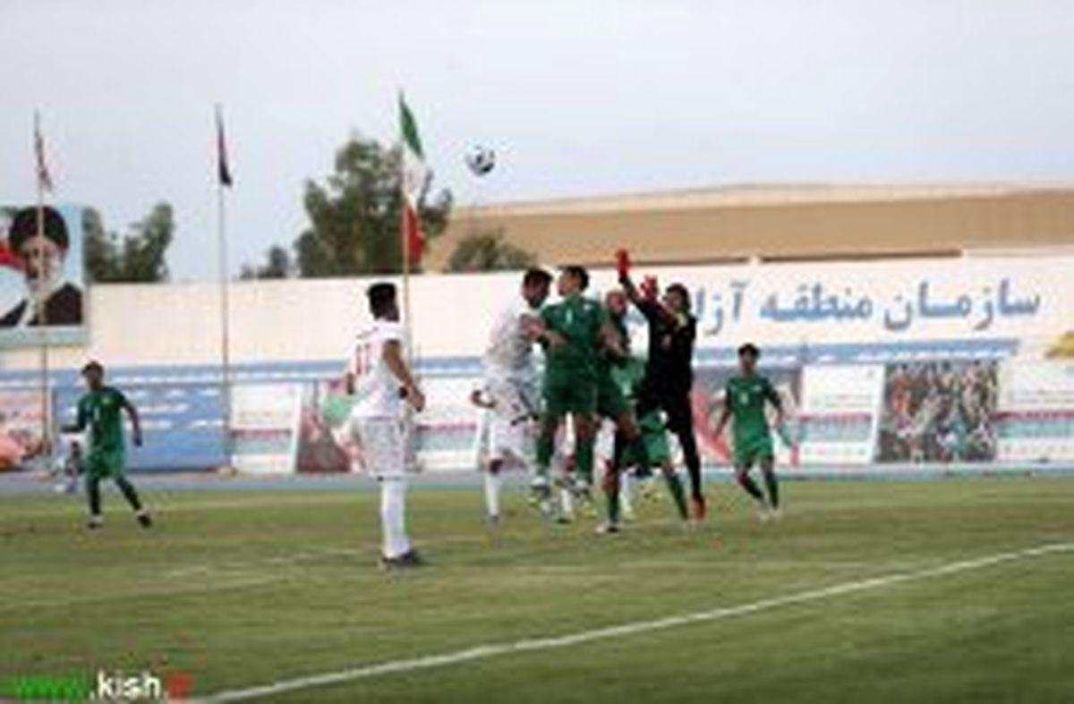 جام قهرمانی مسابقات انتخابی المپیک ۲۰۲۲ در دستان تیم ملی فوتبال ناشنوایان ایران