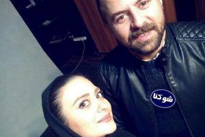 سلفی جذاب هومن سیدی و دخترش در روز پدر + عکس