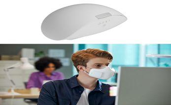 آغاز عرضه جهانی دستگاه مهیج تصفیه هوای پوشیدنیLG PURICARE