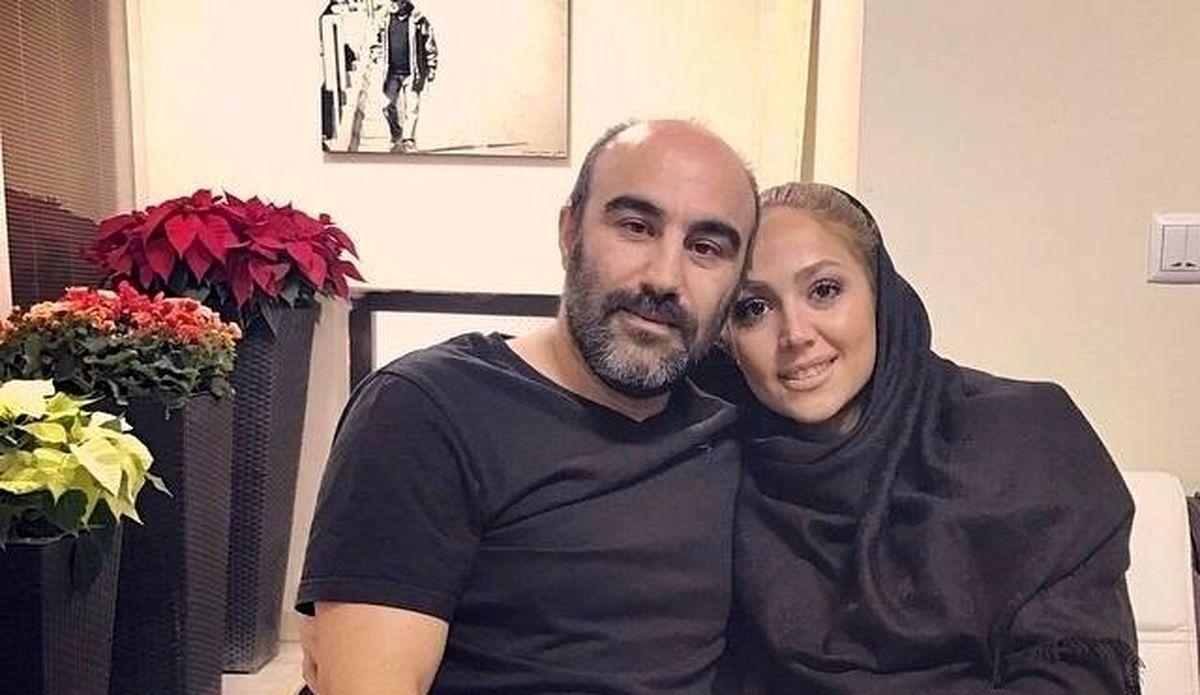 اختلاف سنی محسن تنابنده و همسرش لو رفت + عکس