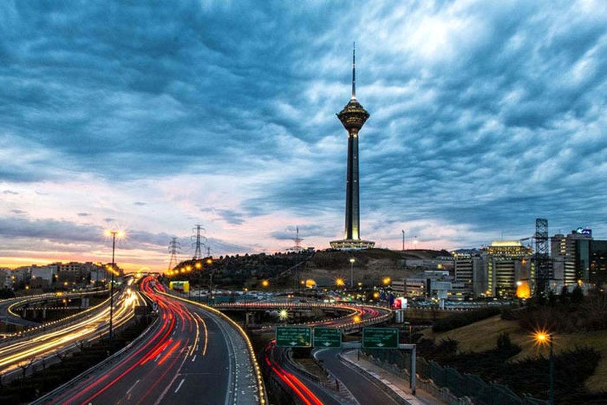 برج میلاد تهران کجاست؟
