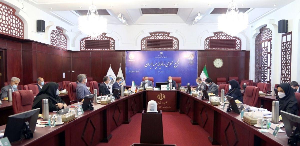 تاکید معاون وزیر اقتصاد بر اهمیت سهم بالای بیمه ایران در تامین مالی اقتصادی کشور