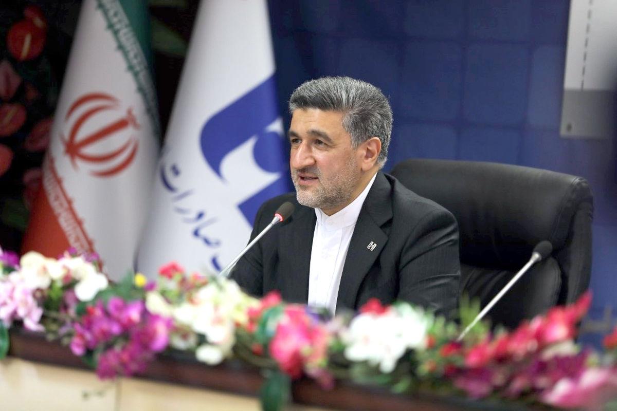 ٦٢ درصد تسهیلات ١١ میلیارد دلاری بانک صادرات ایران در چرخه تولید
