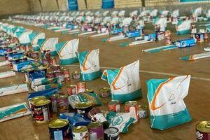 اعزام تیم یاری رسان و توزیع بسته های حمایتی همراه اول در مناطق زلزله زده سی سخت